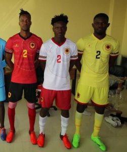 Angola 2019 maillots de football CAN 2019