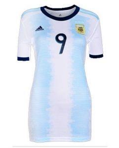 Argentine maillot domicile foot feminine coupe du monde 2019
