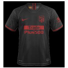 Atletico Madrid 2020 nouveau maillot exterieur Nike