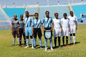 Botswana 2019 maillots de foot CAN 2019