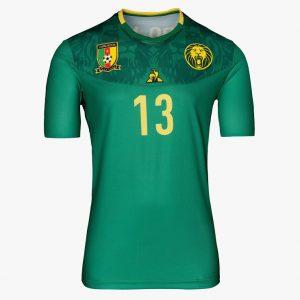 Cameroun 2019 maillot domicile coupe du monde feminine