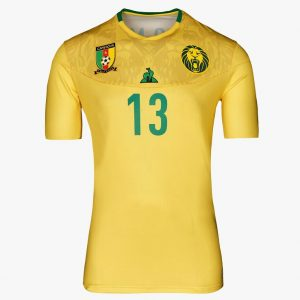 Cameroun 2019 maillot exterieur coupe du monde feminine