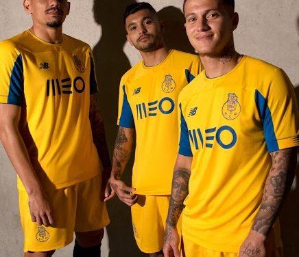 Les nouveaux maillots de football FC Porto 2020