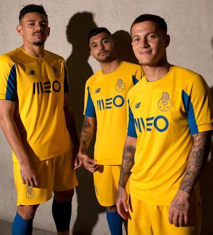 FC Porto 2019 2020 maillot exterieur foot