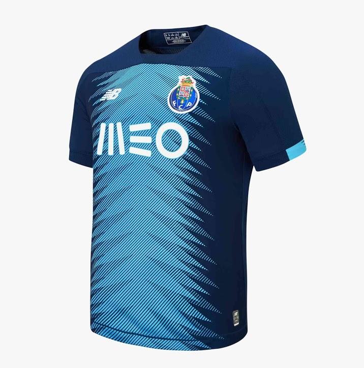 FC Porto 2019 2020 nouveau troisieme maillot third officiel