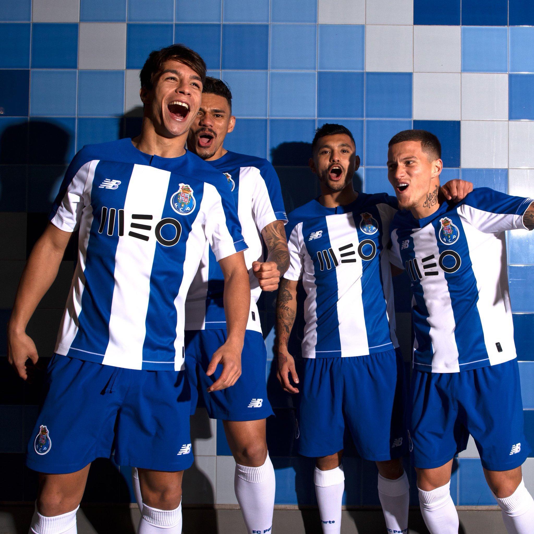 FC Porto 2020 maillot domicile foot