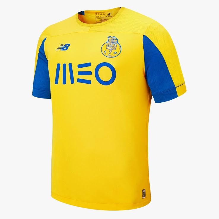 FC Porto 2020 maillot exterieur 19 20 New Balance