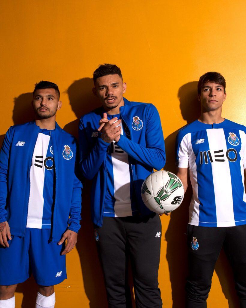 FC Porto 2020 nouveau maillot de foot 19 20