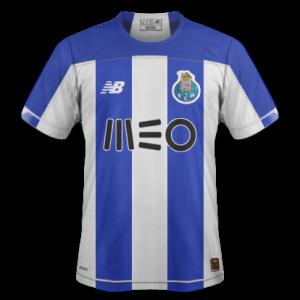 FC Porto 2020 nouveau maillot de foot domicile