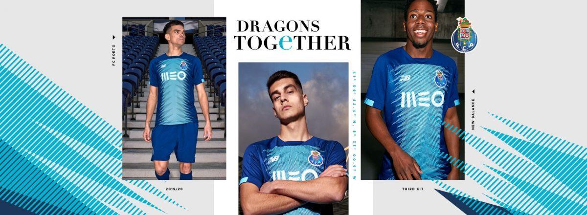 FC Porto 2020 troisieme maillot third