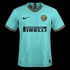 Inter Milan 2020 maillot exterieur foot