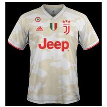 Juventus 2020 nouveau maillot exteirieur foot
