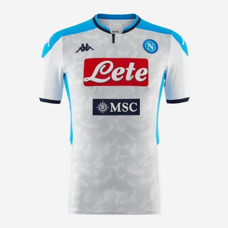 Naples 2020 maillot third Napoli 2019 2020