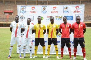 Ouganda 2019 maillots de football CAN 2019
