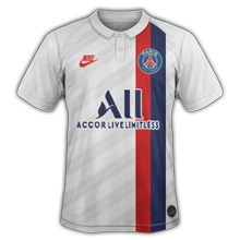 PSG 2020 3eme maillot third 19 20 Paris