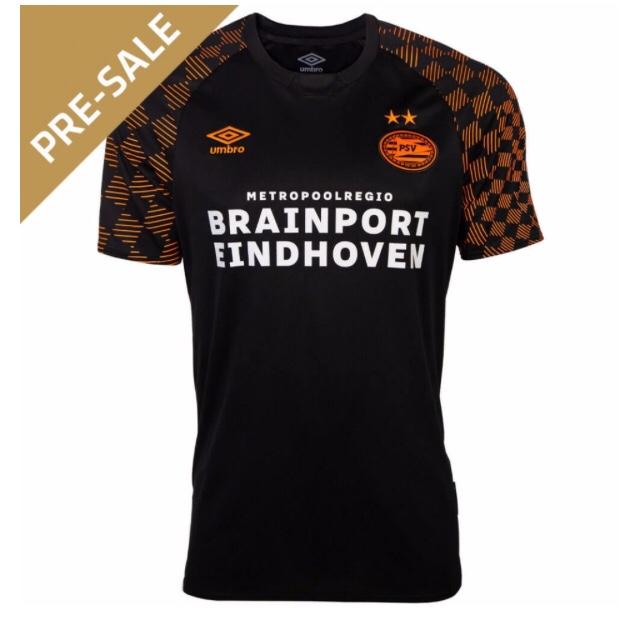 PSV 2020 nouveau maillot exterieur football