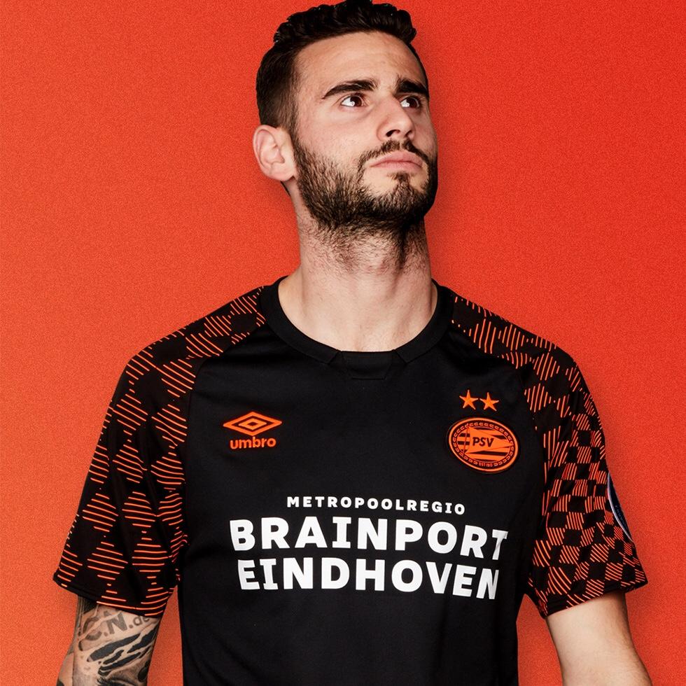 PSV 2020 nouveau maillot exterieur