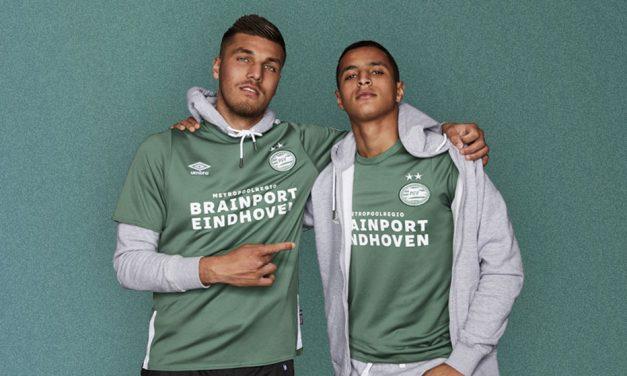 PSV 2020 les nouveau maillots du PSV Eindhoven chez Umbro