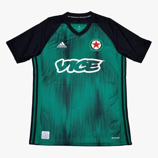 Red Star 2020 nouveau maillot domicile foot 19 20
