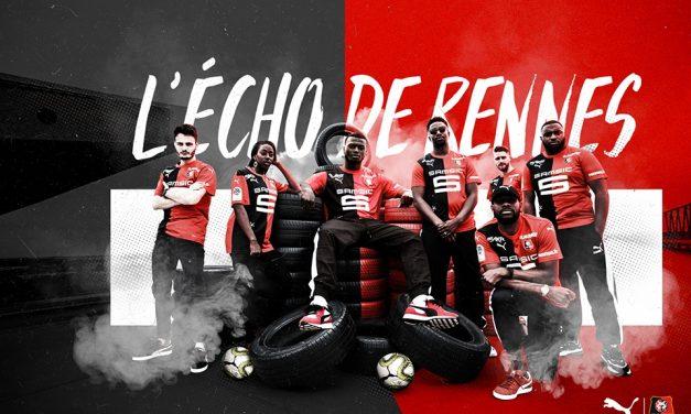 Stade Rennais : les nouveaux maillots de foot Rennes 2020 avec Puma