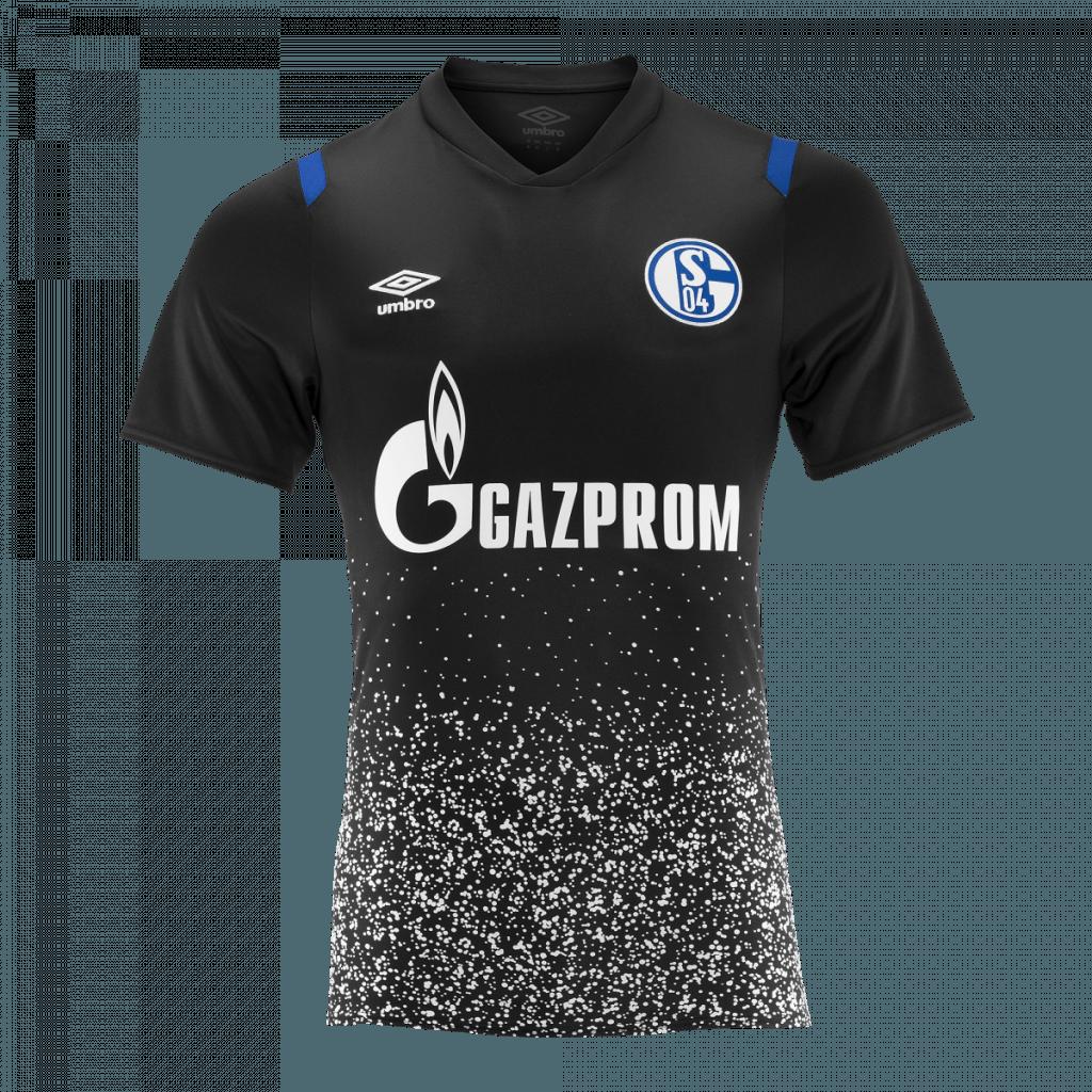 Schalke 04 nouveau maillot third 2019 2020