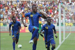 Tanzanie 2019 maillot foot domicile CAN 2019