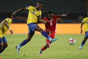 Tanzanie 2019 maillot foot exterieur CAN 2019