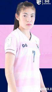 Thailande 2019 maillot de foot exterieur coupe du monde feminine