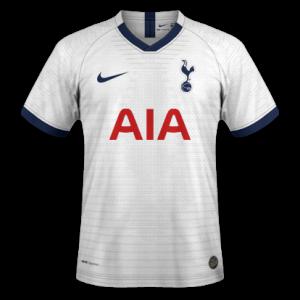 Tottenham 2020 nouveau maillot football 19 20