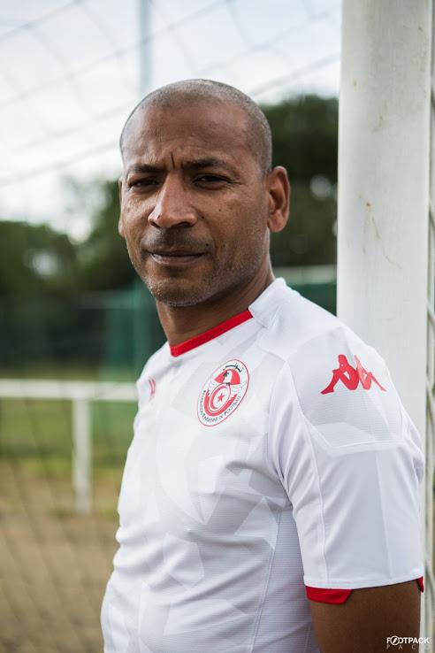 Tunisie CAN 2019 maillot de foot domicile