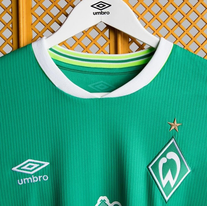 Werder Breme maillot exterieur 2019 2020
