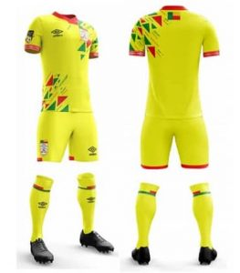 maillot benin domicile can 2019 umbro