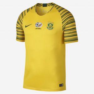 maillot domicile afrique du sud can 2019 nike