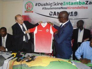 maillot domicile burundi garman can 2019