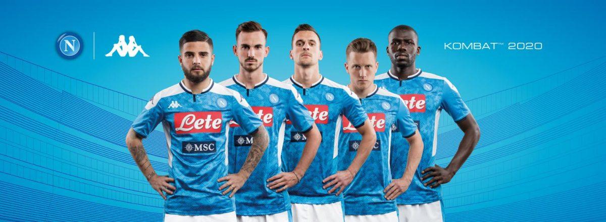 maillot domicile napoli 2019 2020 Naples