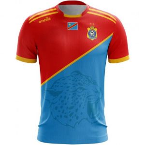 maillot domicile republique democratique congo 2019 can oneills