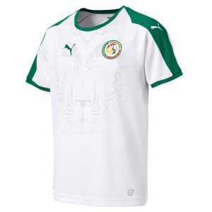 maillot domicile senegal can 2019 puma