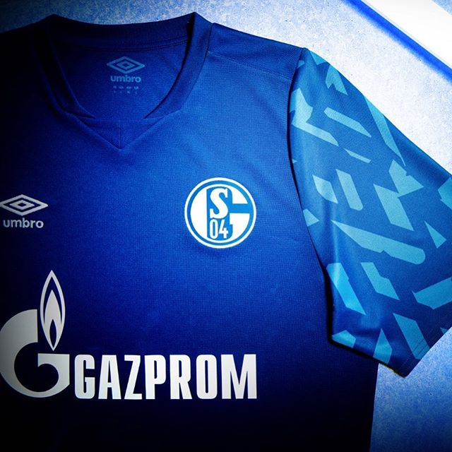 maillot football umbro schalke04 domicile 2019 2020