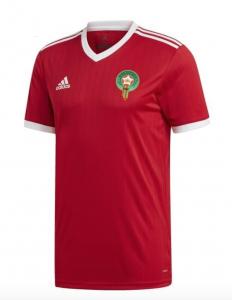 maillot maroc domicile can 2019 adidas