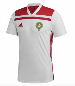 maillot maroc exterieur foot can 2019 adidas