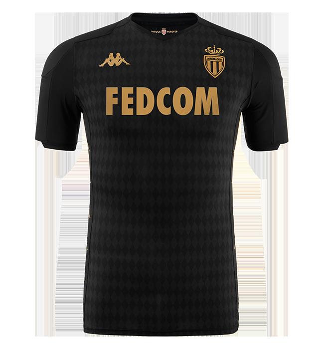 AS Monaco 2020 nouveau maillot exterieur football 19 20