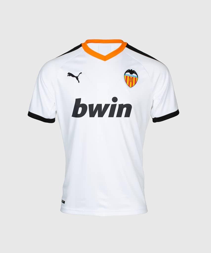 FC Valence 2020 nouveau maillot foot