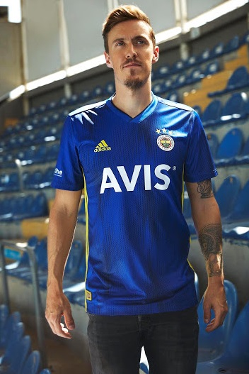 Fenerbahce 2020 maillot foot third 19 20