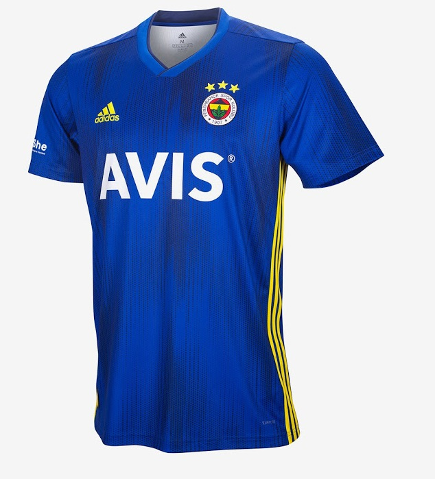 Fenerbahce 2020 maillot third officiel