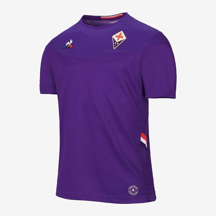 Fiorentina 2020 maillot de foot domicile