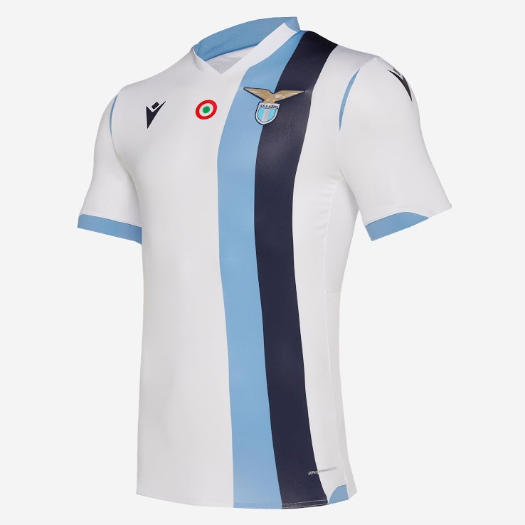 Lazio 2020 maillot de foot extérieur 2019 2020