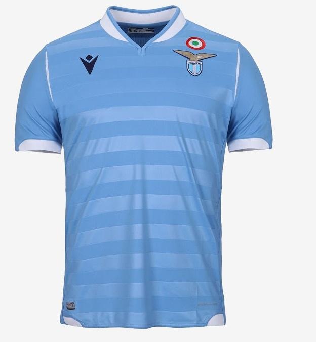 Lazio 2020 maillot domicile foot