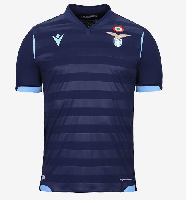 Lazio de Rome troisieme maillot third 2019 2020