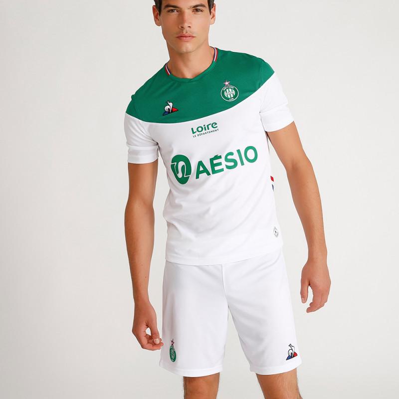 ASSE 2020 nouveau maillot domicile Saint Etienne