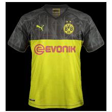 BVB Dortmund 2020 maillot de coupe